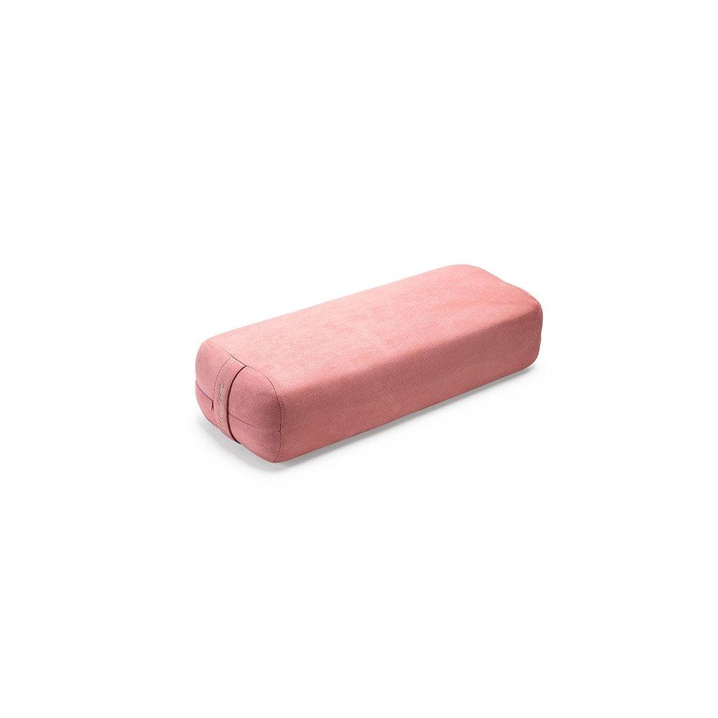 jógový bolster namaste pink