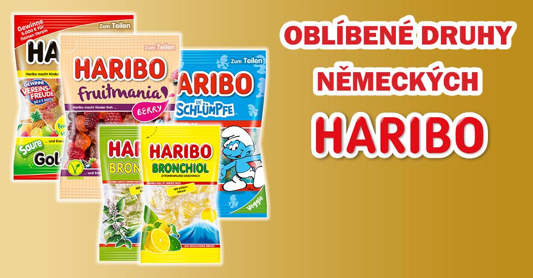 Německé Haribo