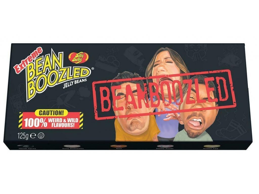 Jelly Belly Extreme Bean Boozled 125g
