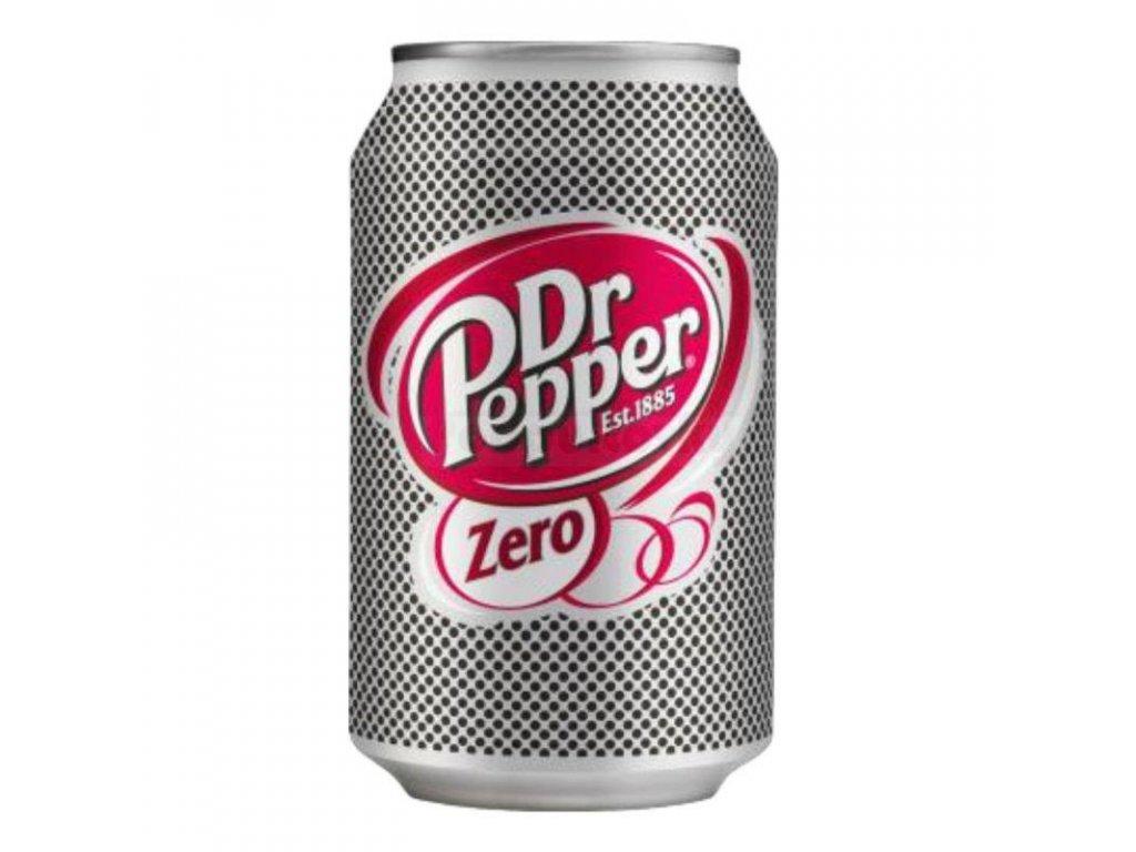 dr pepper zero 330ml 01