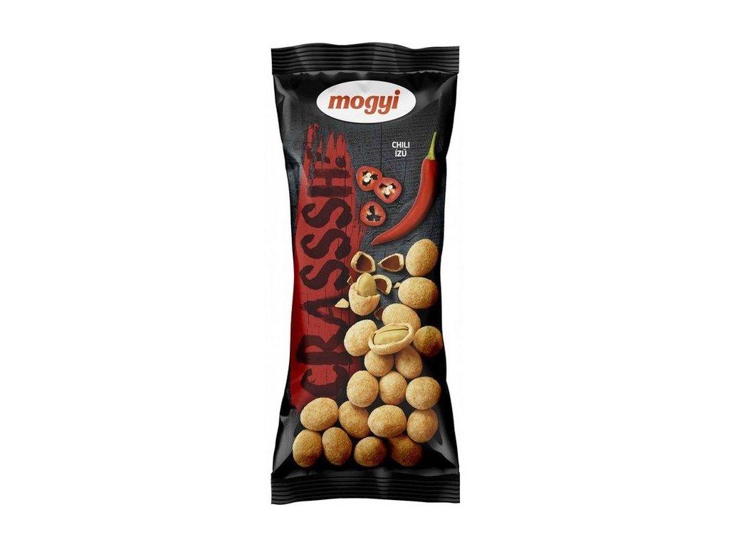 Mogyi Crasssh arašídy chilli v těstíčku 60g