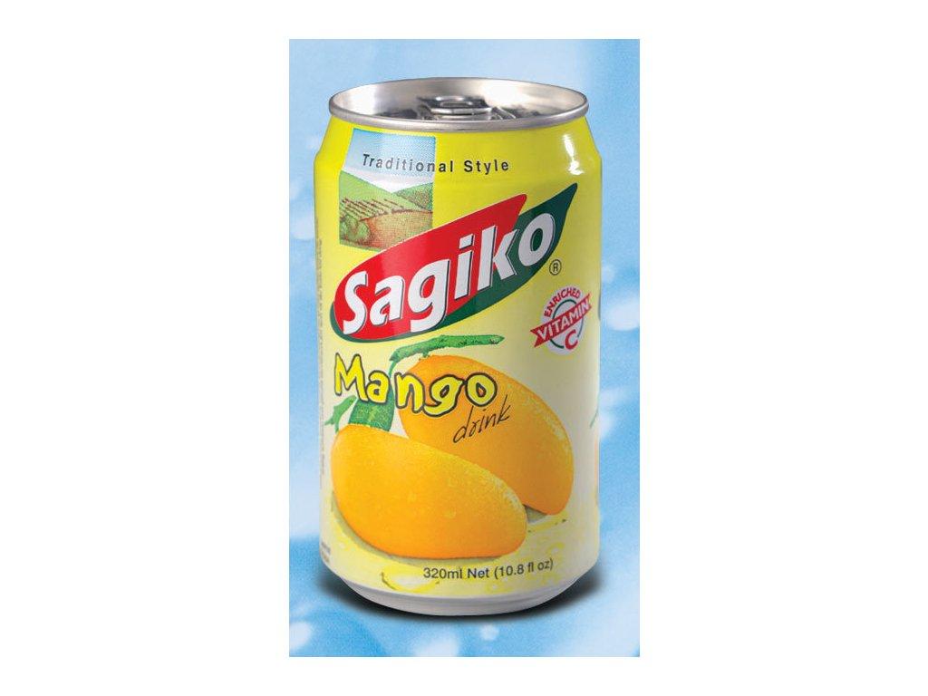 Sagiko Mango Drink 320ml