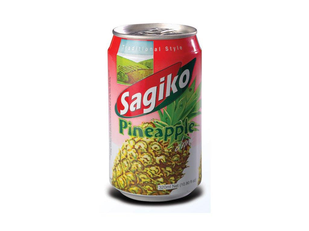 Sagiko Pineapple drink 320ml