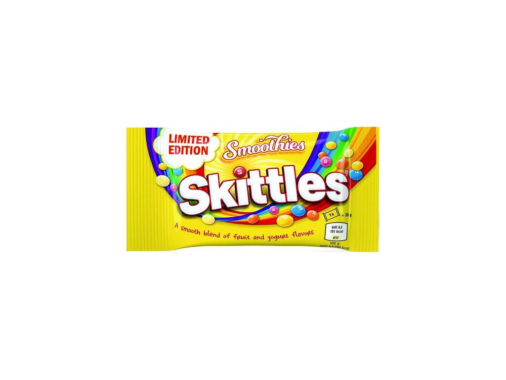 Skittles Smoothies 38g - LIMITOVANÁ EDICE