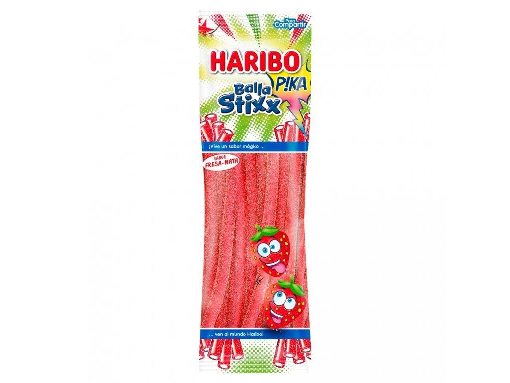 Haribo Balla Stixx Pika Fresa (jahodové) 200g