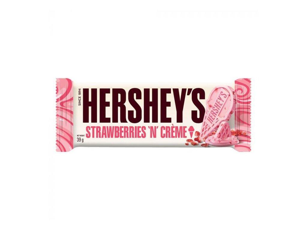 Hershey's Strawberries N Creme 39g