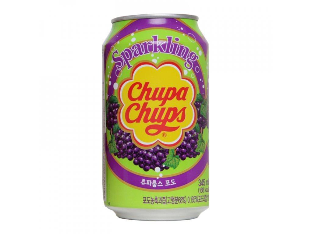 Chupa Chups Grape Sparkling 345ml
