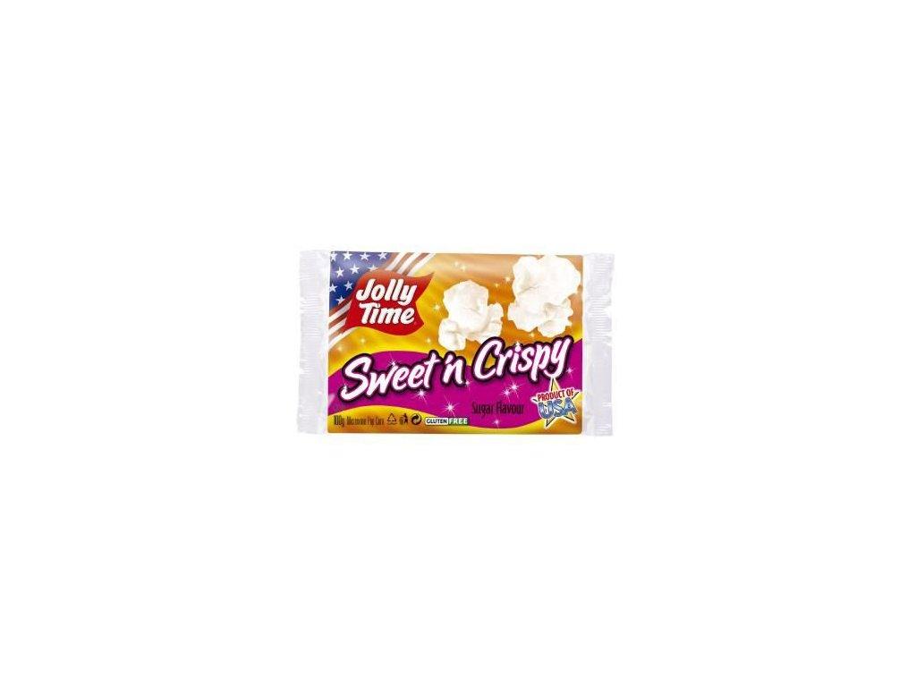Jolly Time Sweet'n Crispy 100g