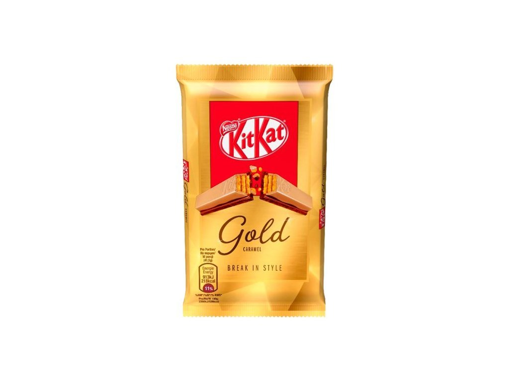 Kit Kat Golg Caramel 41,5g