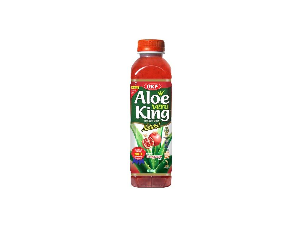 OKF Aloe Vera Pomegranate 500ml