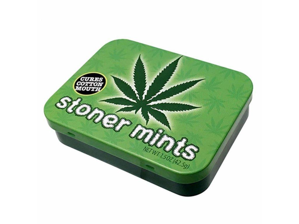Boston America Stoner Mints Tins 42,5g