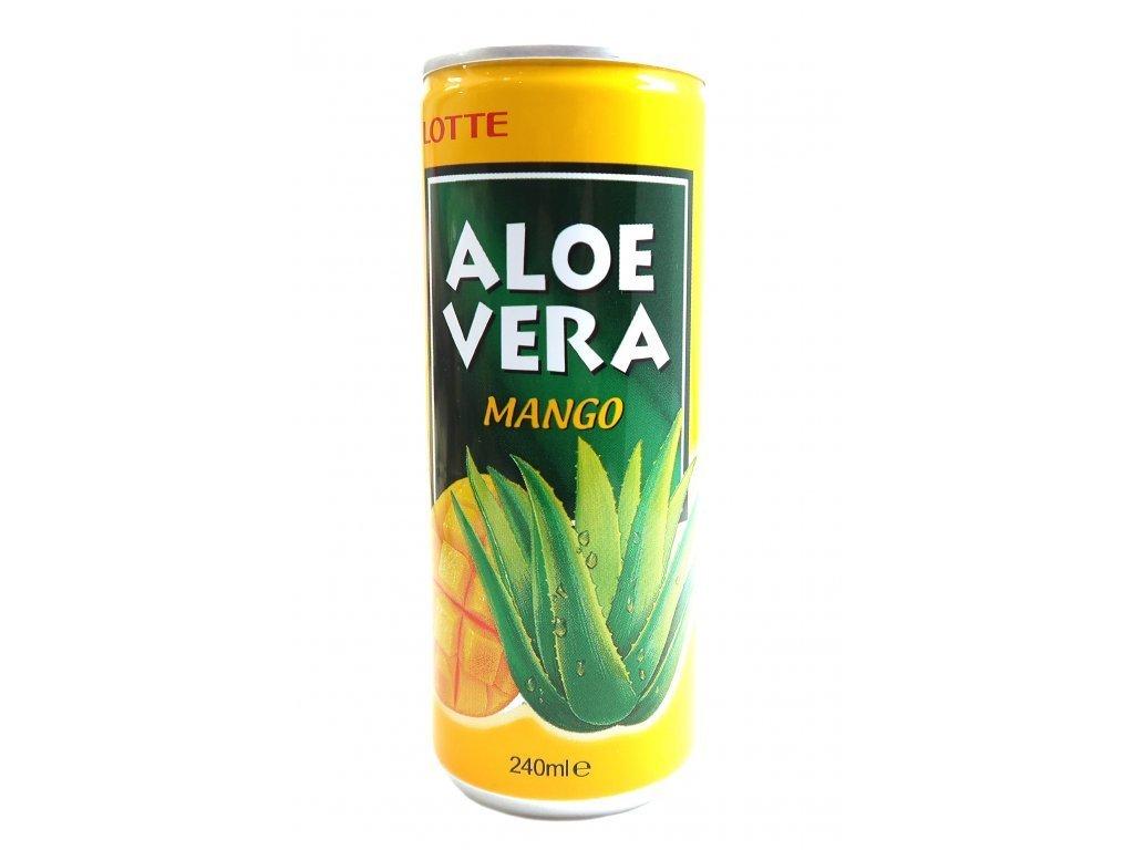 Lotte Aloe Vera Mango 240ml