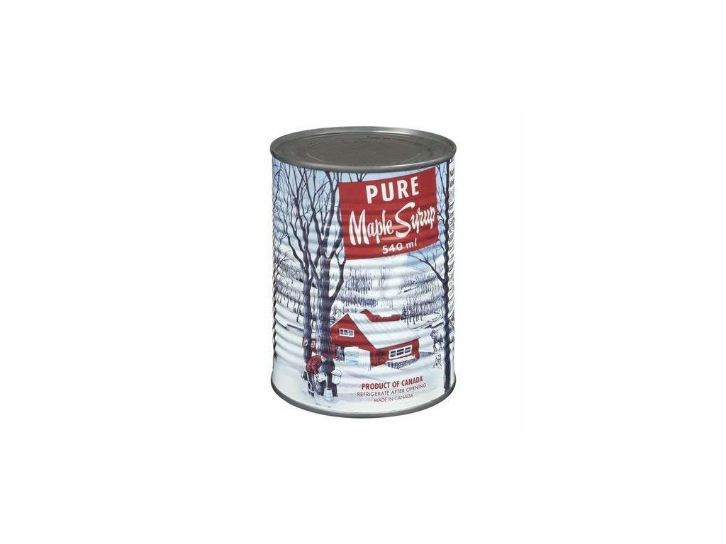 Pure Maple Syrup 540ml