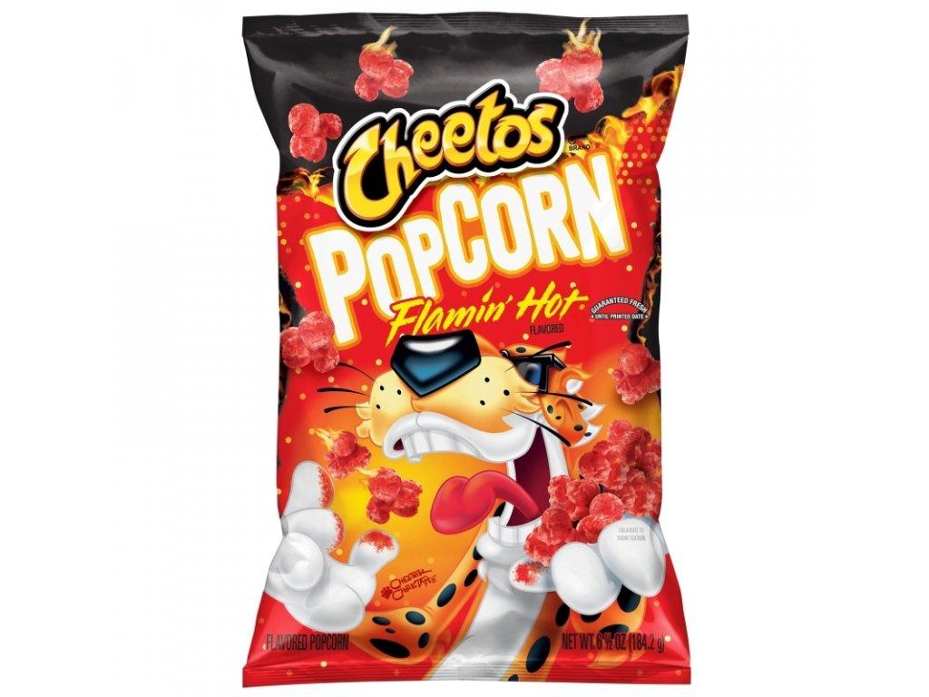 Cheetos Popcorn Flamin Hot 184,2g