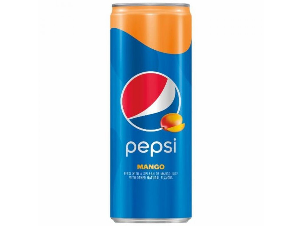 Pepsi With Mango Juice 355ml