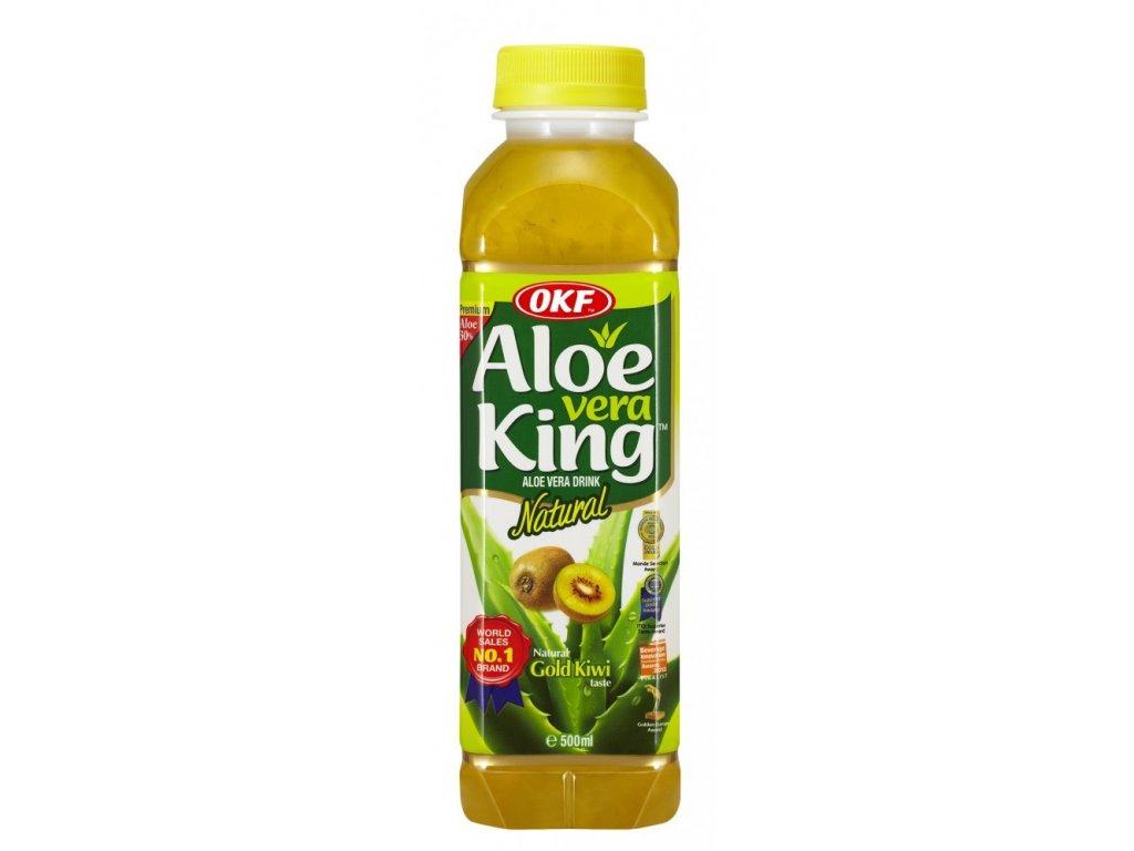 OKF Aloe Vera Gold Kiwi 500ml