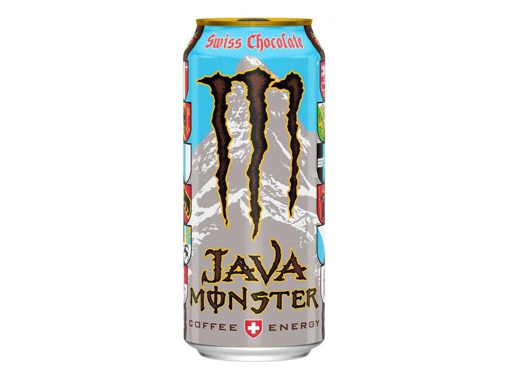 Monster us java swisschocolate 15oz can