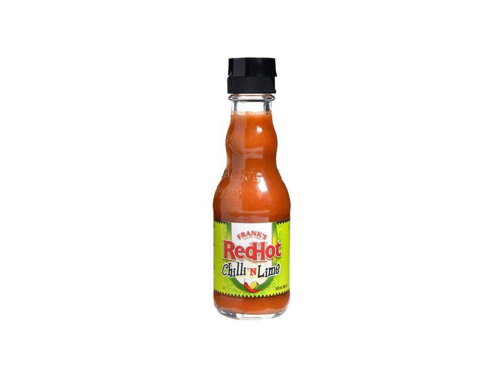 Franks red Hot chilli Lime 148ml