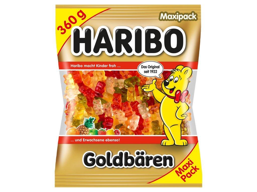 haribo Goldbaren 360g 01