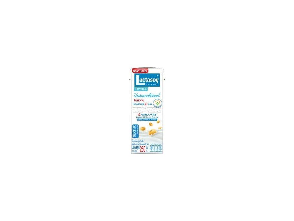 Lactasoy Soymilk 250ml - neslazené sójové mléko - AKCE