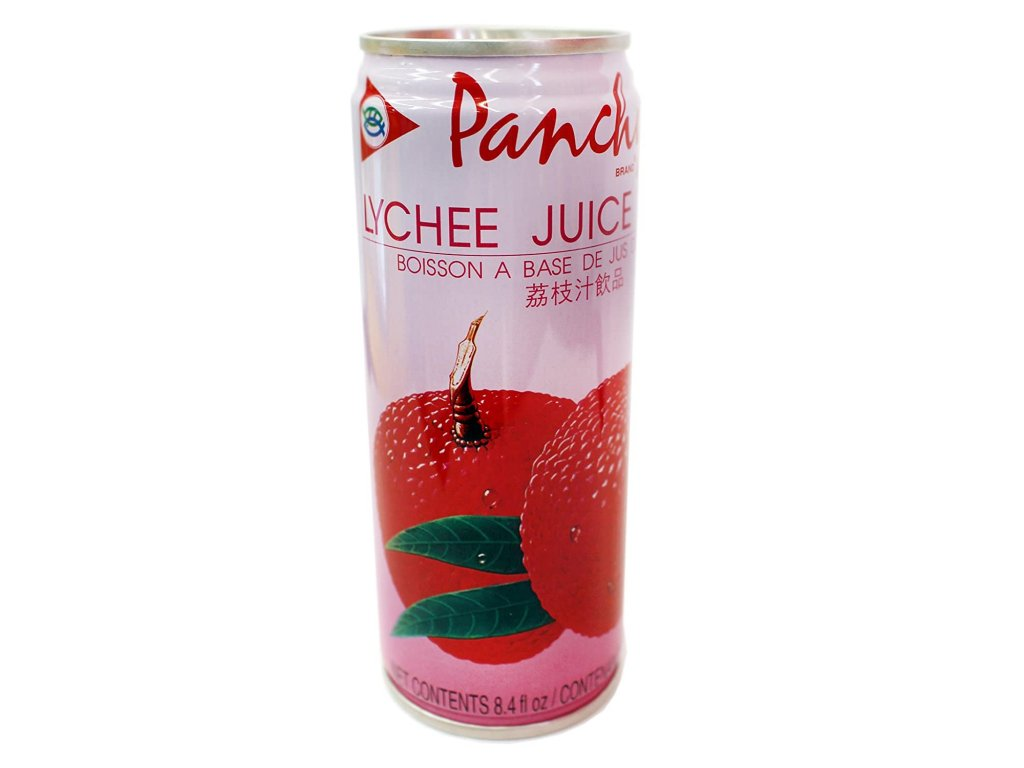 Panchy Lychee nektar 250 01