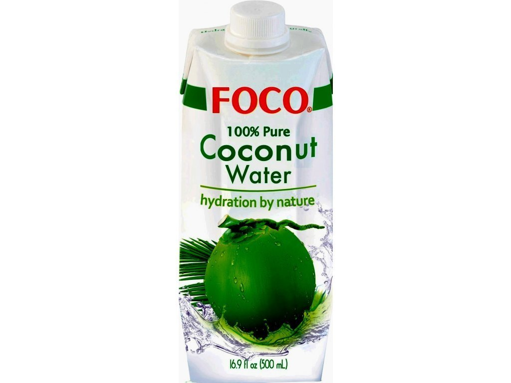 Foco coconut water 500ml 02