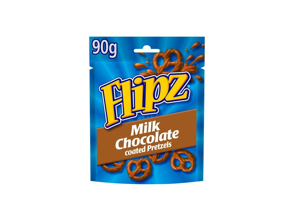 Flipz choco 90 02