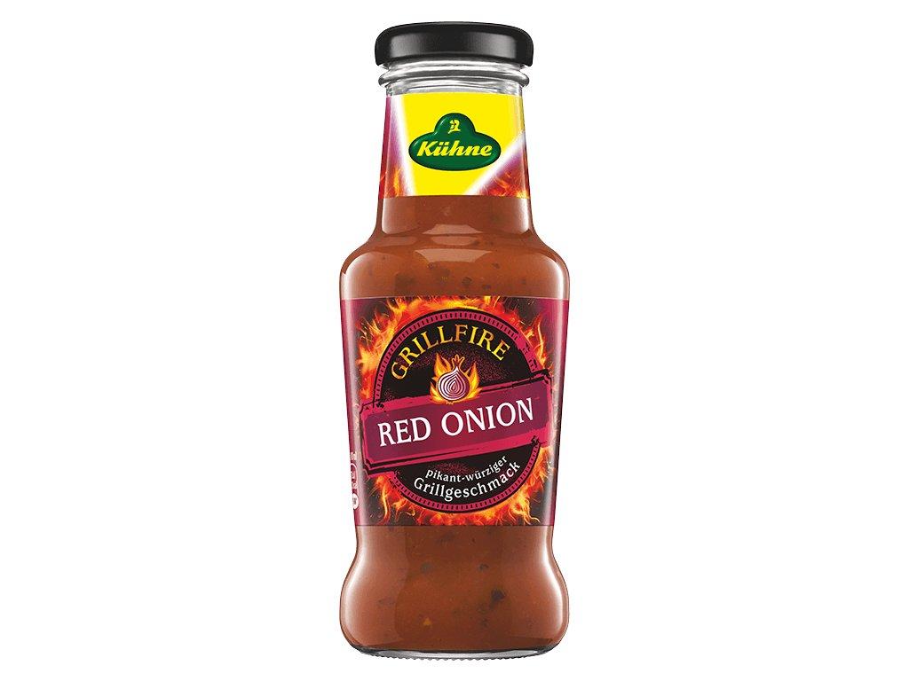 Kühne Red Onion Sauce 250ml