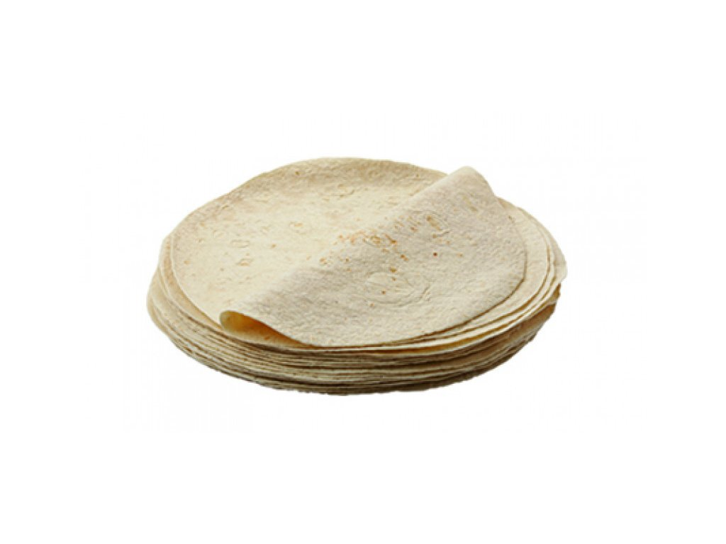 Nuevo Progreso Pšeničná tortilla 20cm 360g - AKCE