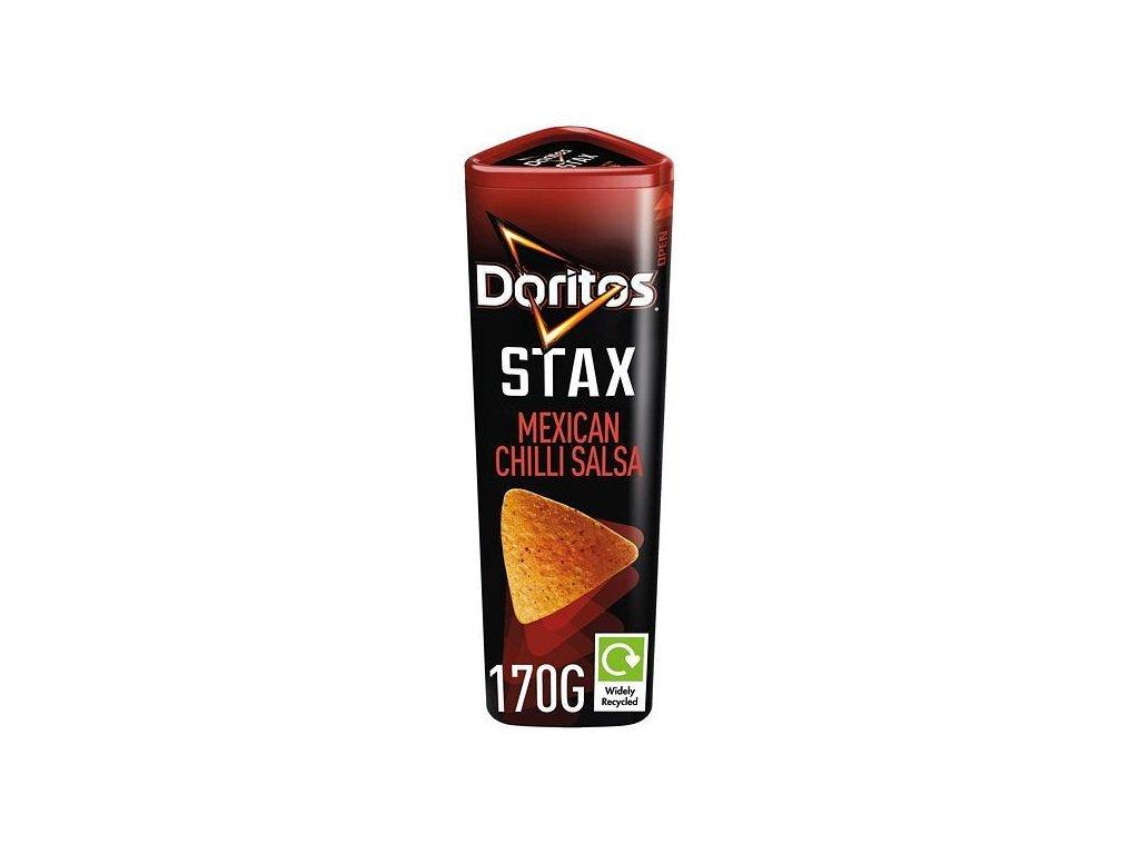 Doritos Stax Mexican Chilli Salsa 170g - AKCE