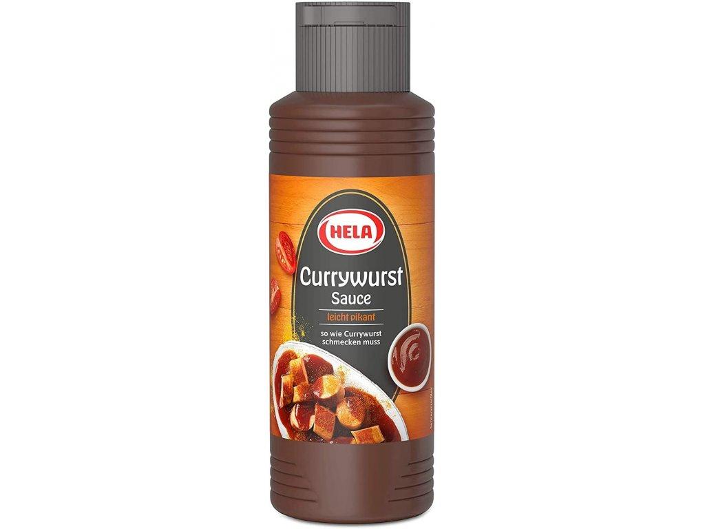 Hela Curry Wurst Sauce 300ml 01