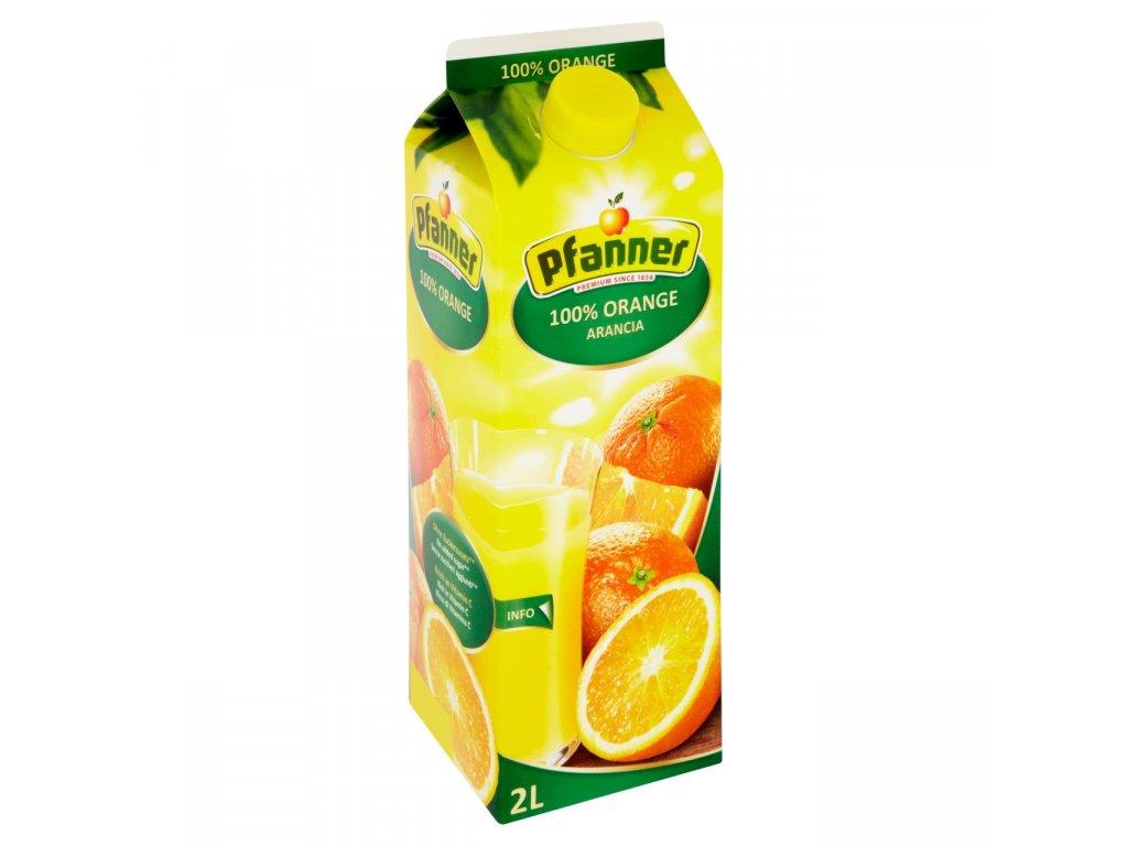 Pfanner Orangensaft 100% 2000ml 04