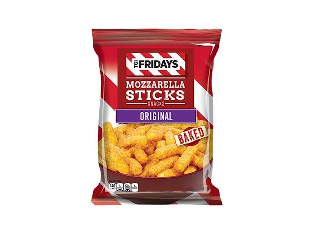 TGI Fridays Mozzarella Sticks Original 99.2 g
