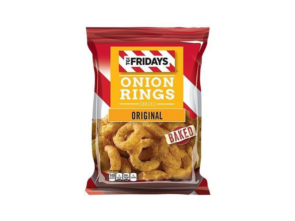 TGI Fridays Onion Rings Original 78 g