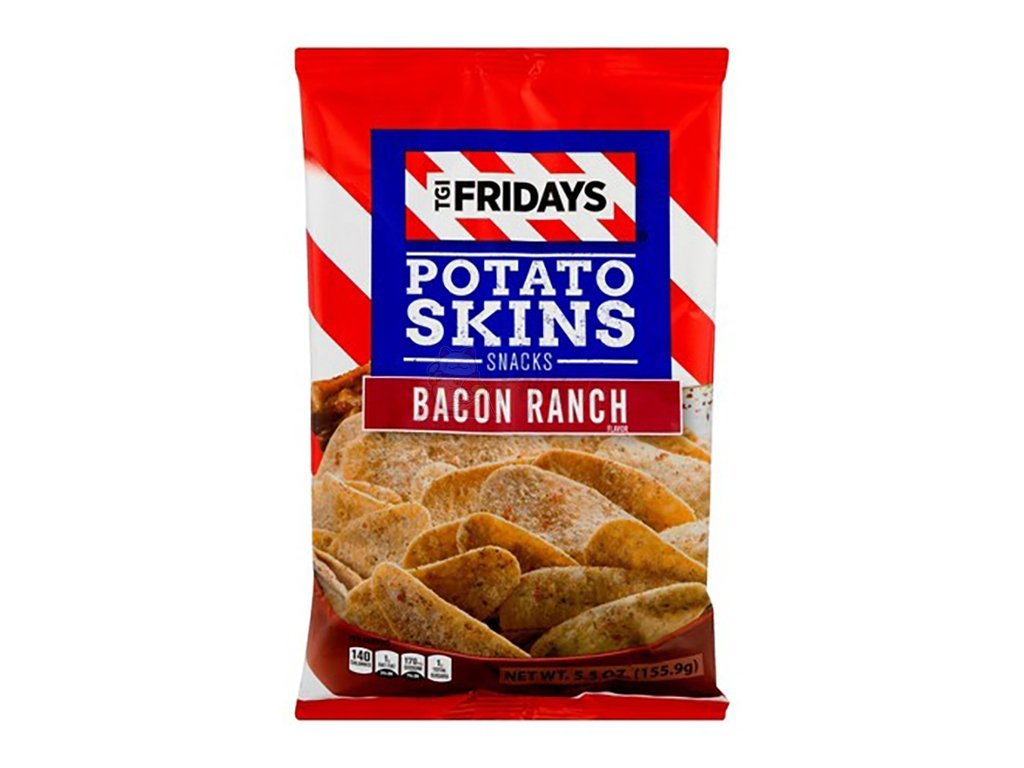 TGI Fridays Potato Skins Bacon Ranch 113.4 g