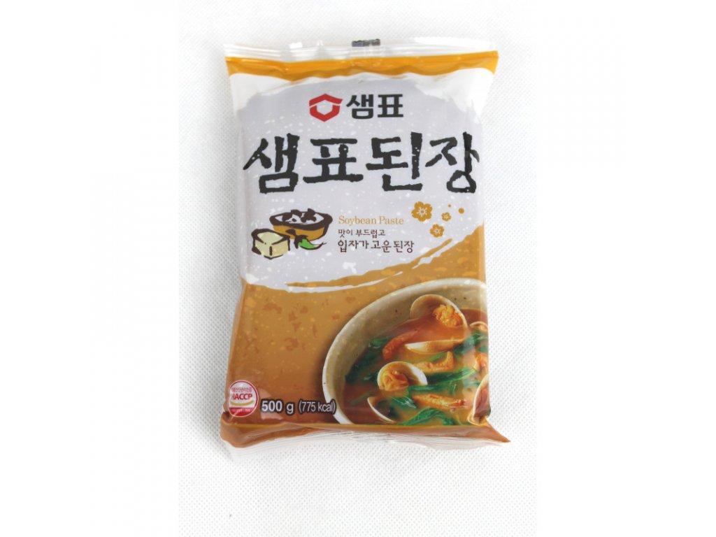 Sempio Pasta ze sójových bobů 500g 01