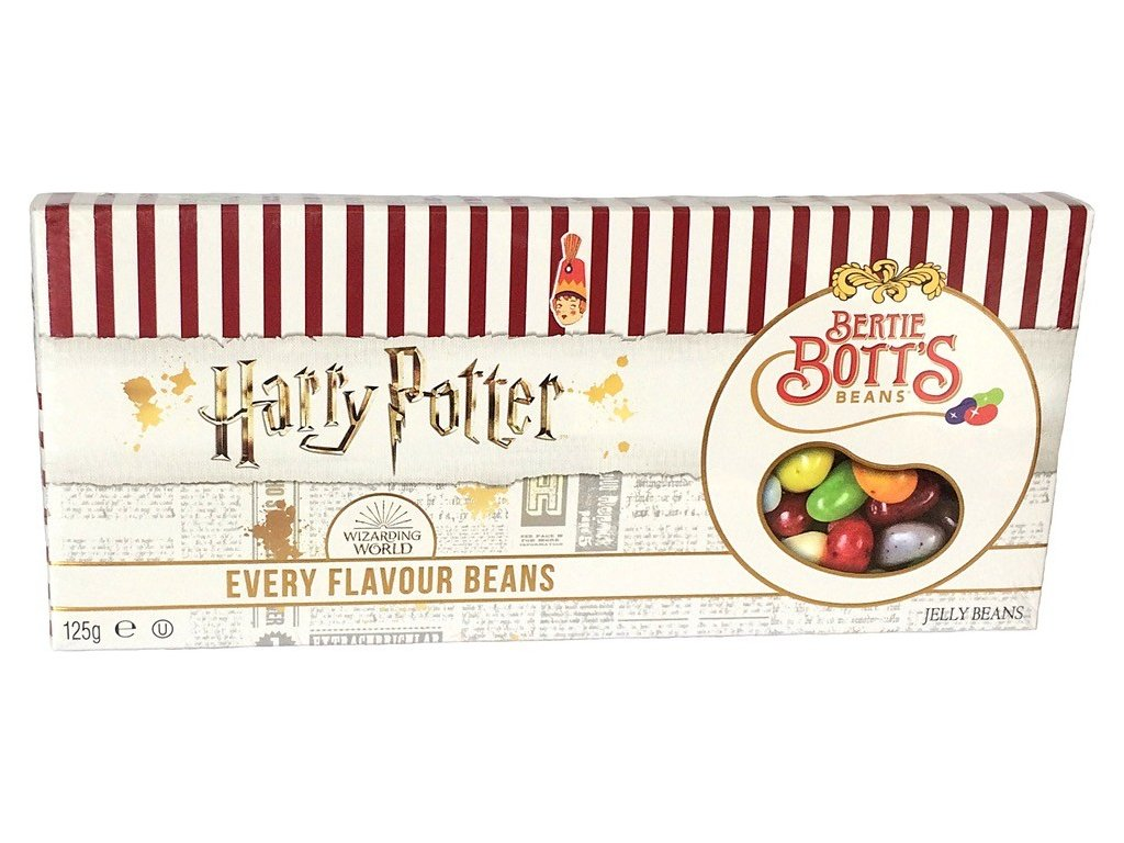 Harry Potter - Bertie Bott's Every Flavor Beans Gift Box 125g - AKCE