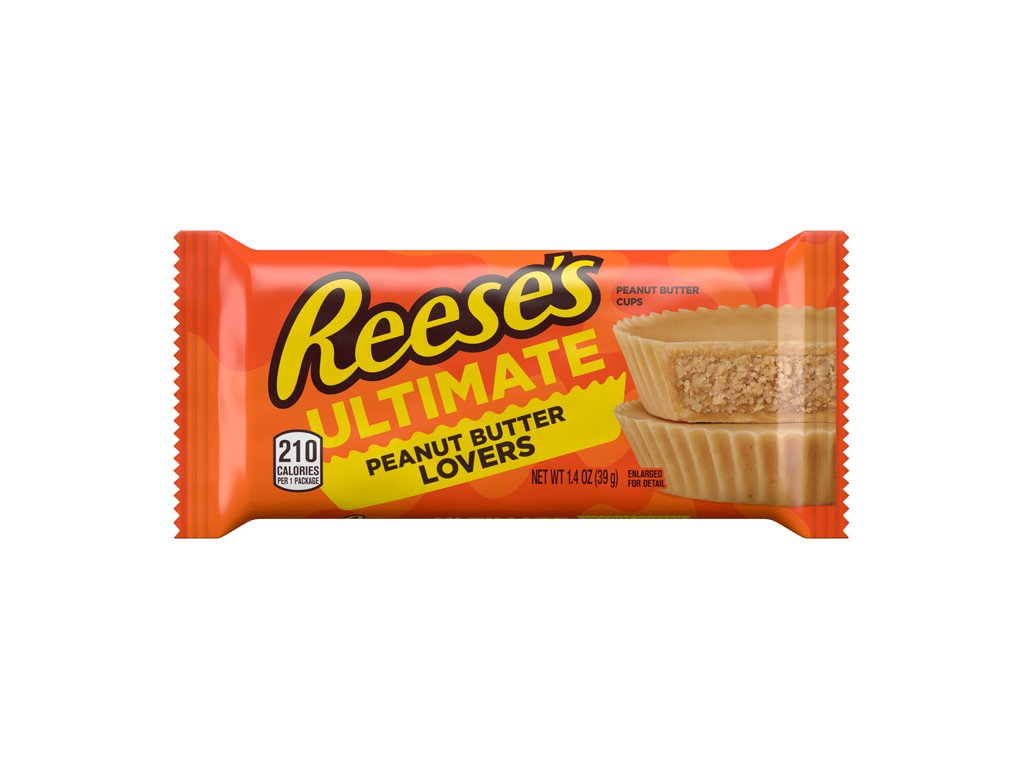 Reese's Ultimate Peanut Butter Lovers Cups 39g USA 2