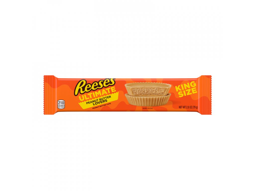 Reese's Ultimate Peanut Butter Lovers Cups 79g USA