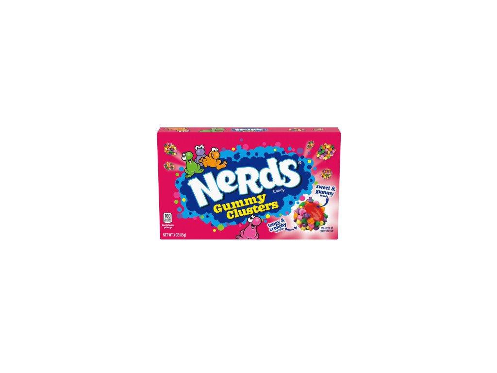 nerds gummy clusters 1