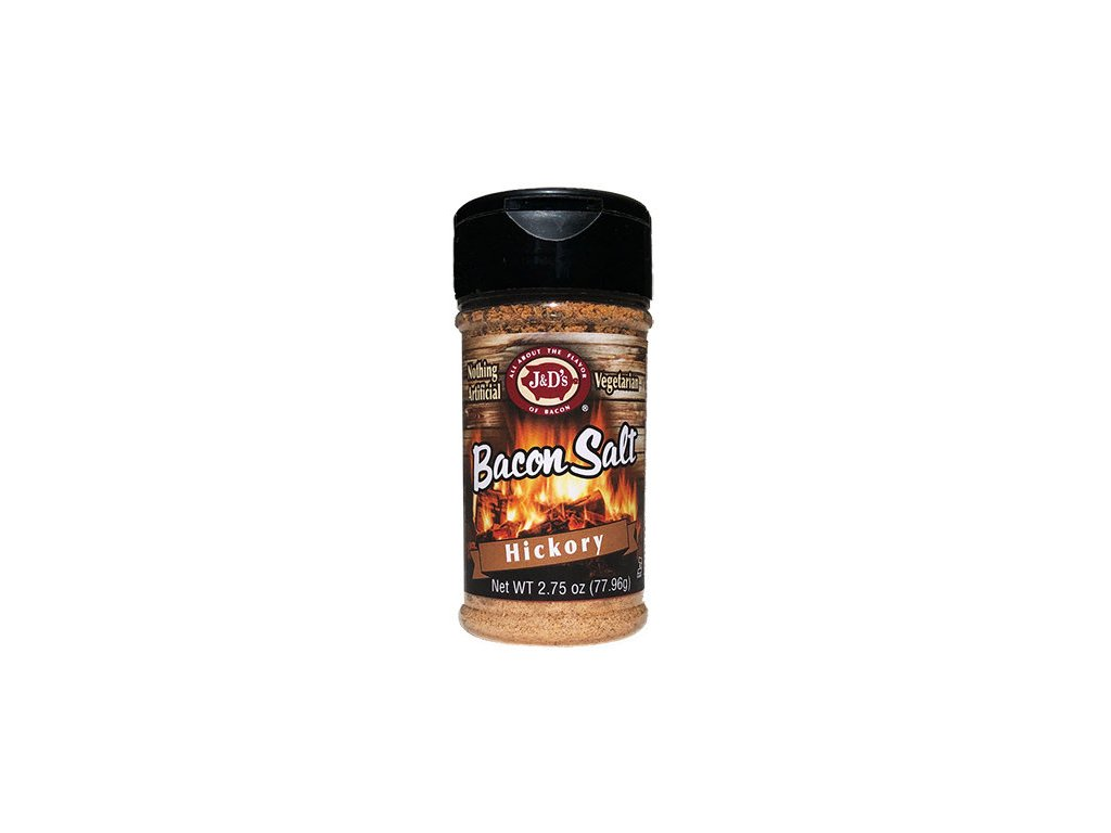 J&D's Hicory Bacon Salt 73,71g