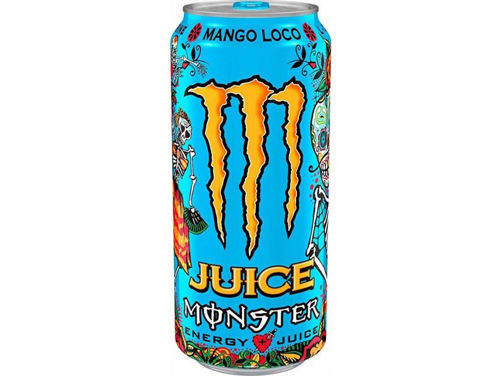 Monster Juice Mango Loco 500ml