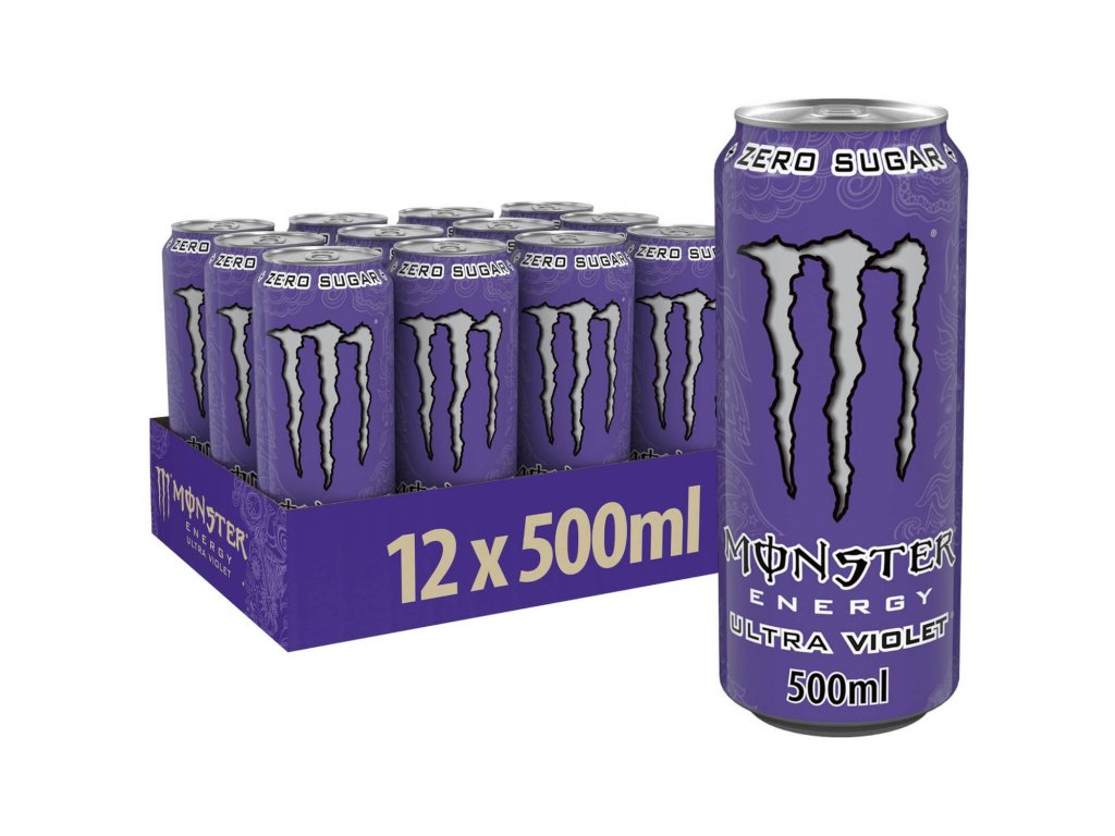 Monster Ultra Violet EU 500ml