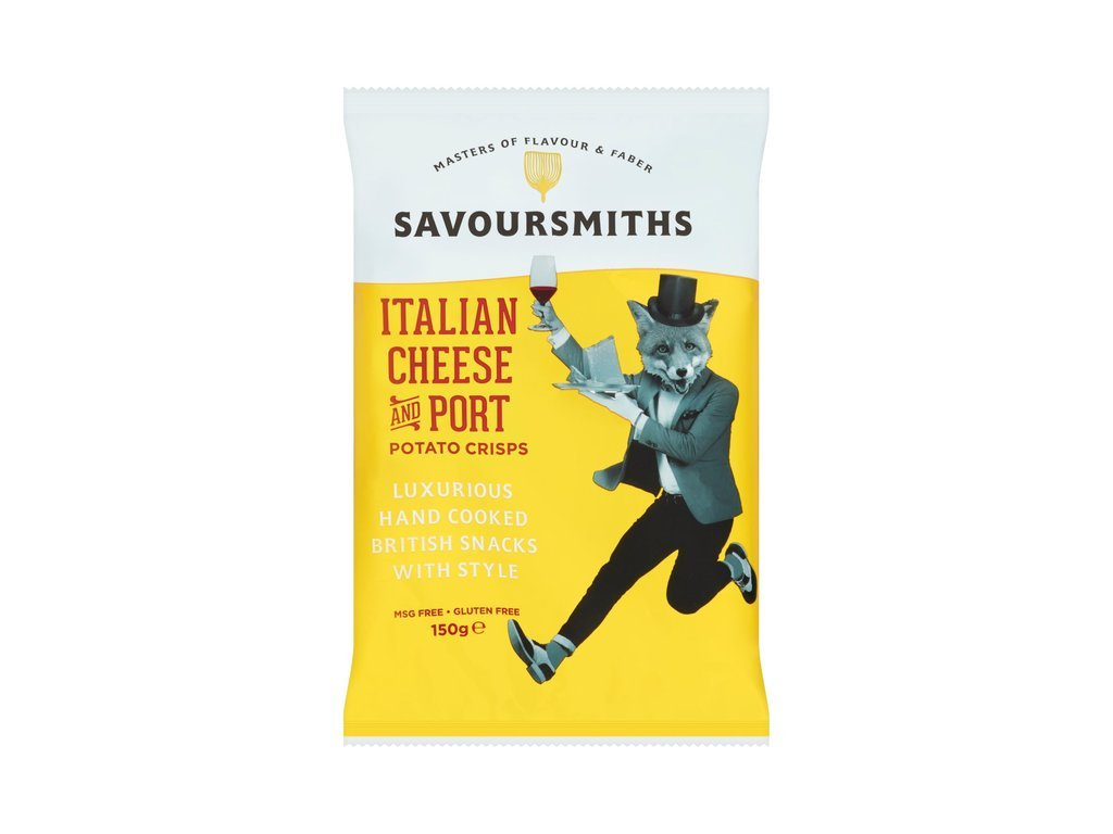 Savoursmiths Italian Cheese port 150g 01