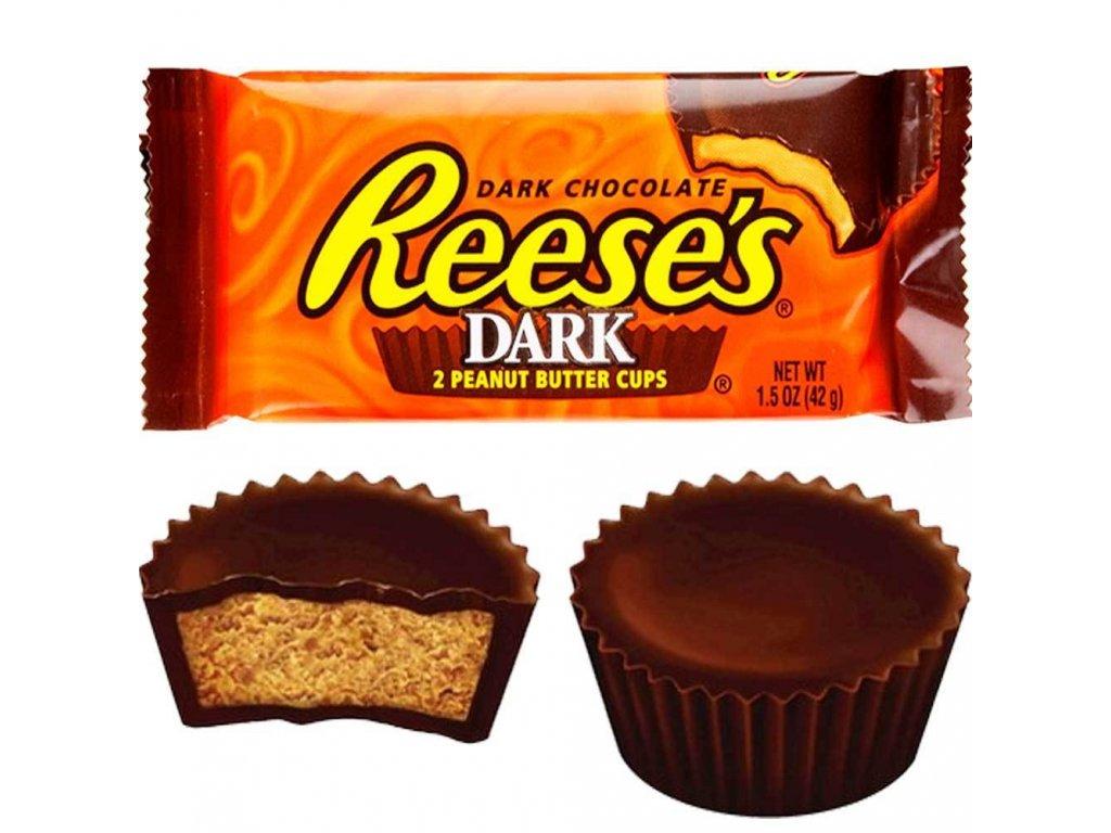 Reese's Dark Peanut Butter Cups 39g - AKCE