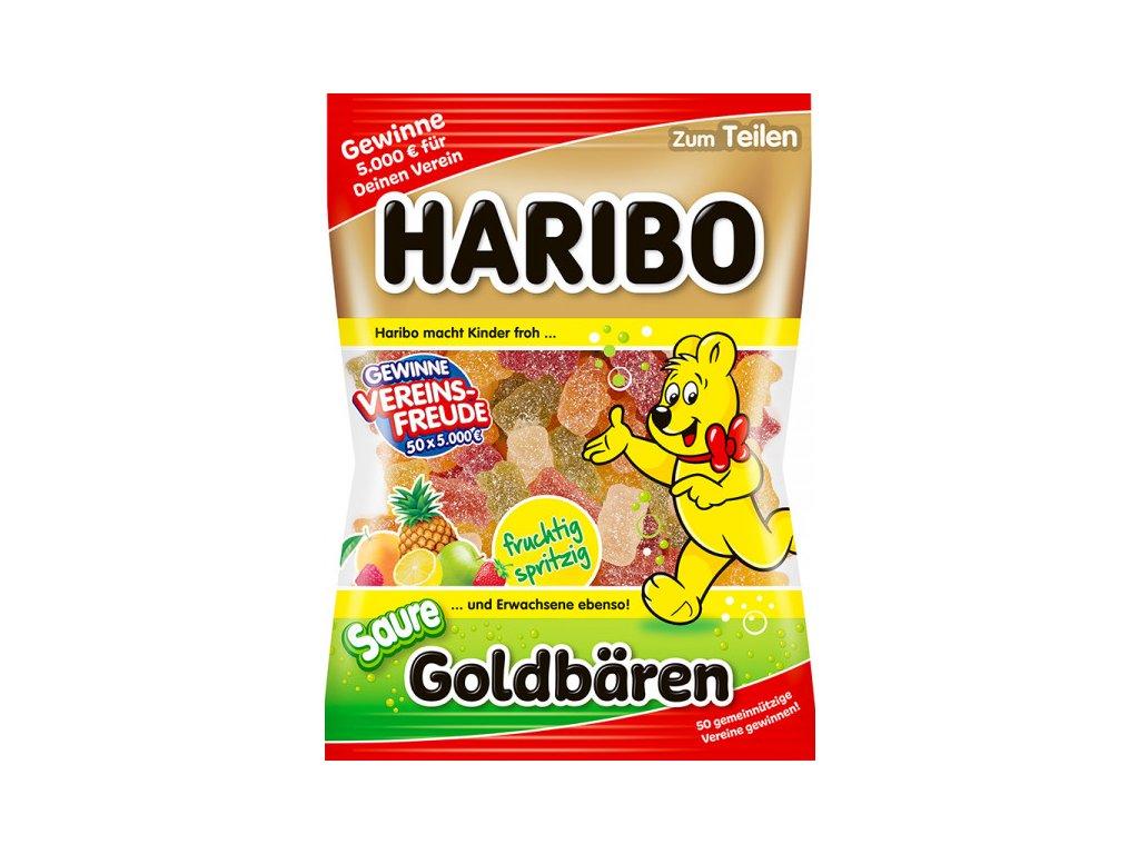 Haribo Limited Sauer Goldbären 200g 02