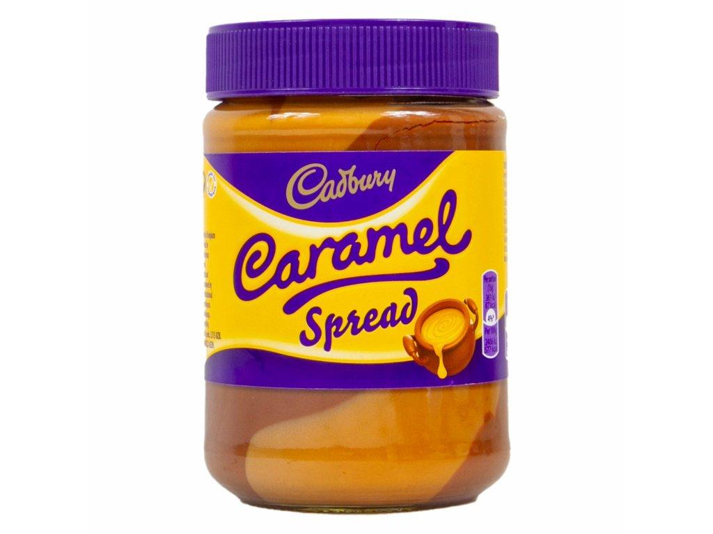 Cadbury Caramel Spread 400g 02b