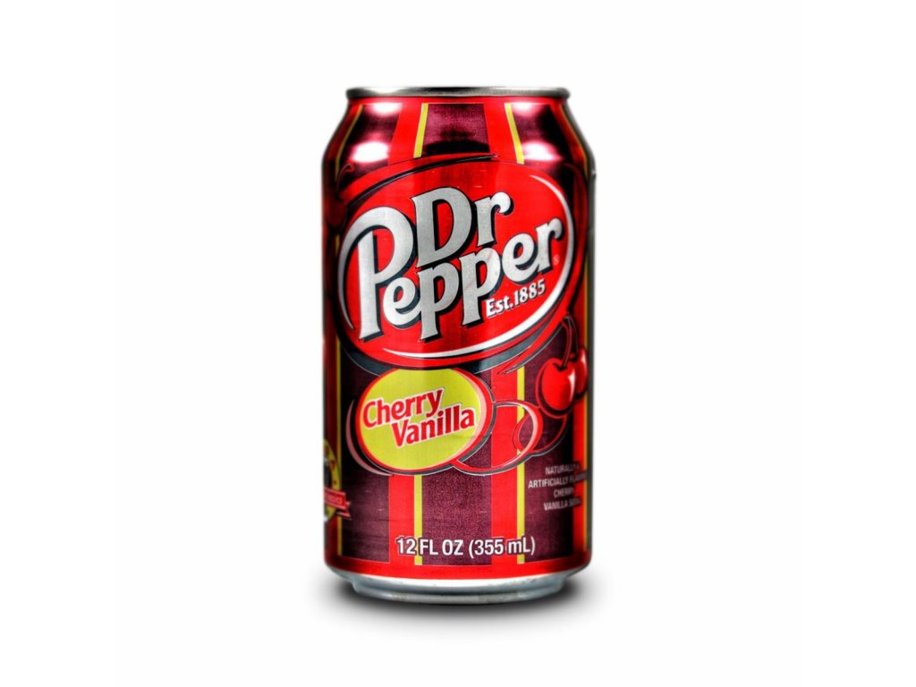 Dr. Pepper Cherry Vanilla USA 355ml