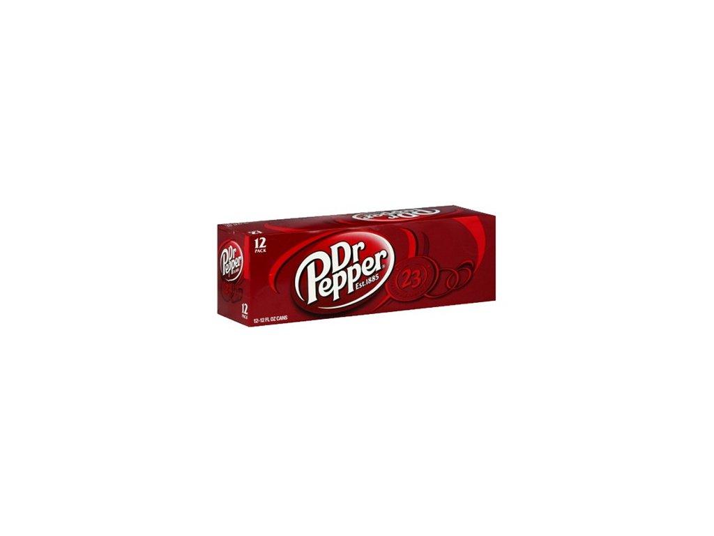 Dr. Pepper Classic USA karton 12x 355ml