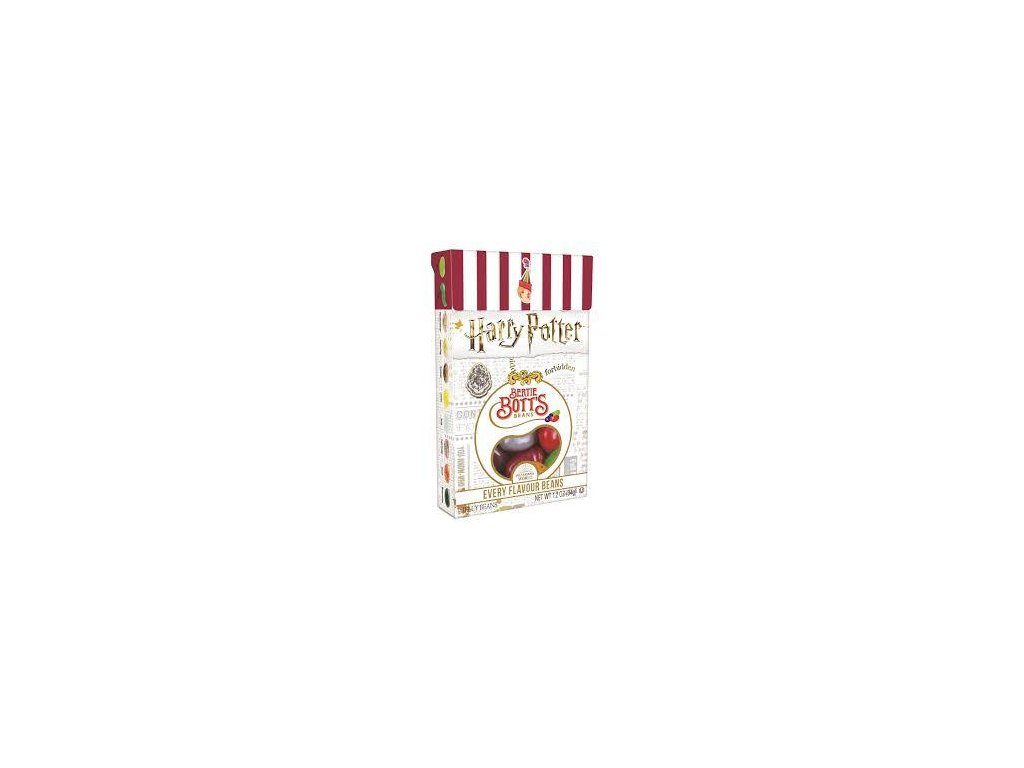 Jelly Belly Harry Potter Bertie Botts Every Flavour Jelly Beans 35g